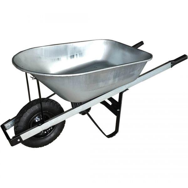 Wheelbarrow Steel Tray