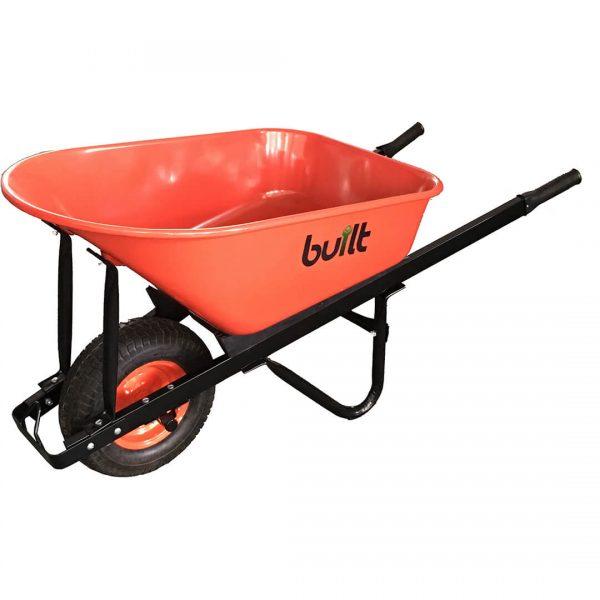 Wheelbarrow Metal Tray Heavy Duty