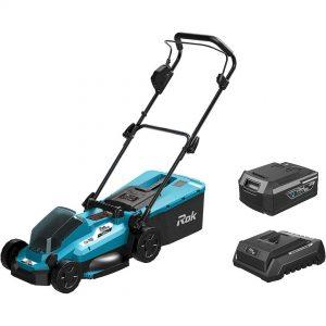 18V Cordless Lawn Mower Kit