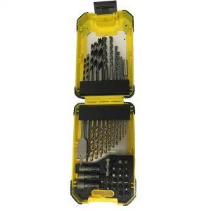48pc Combination Drill Bit Set